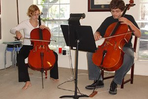 college prep cello