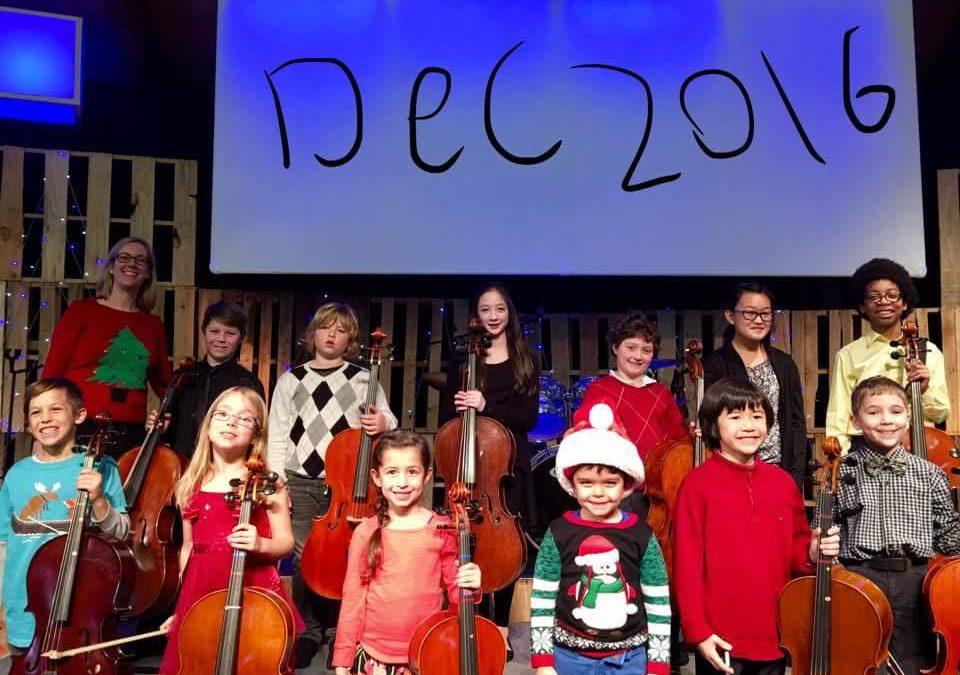December Recital 2016
