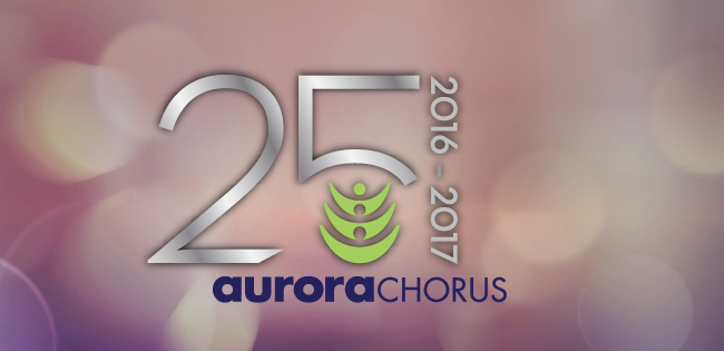 Aurora Chorus May 22nd