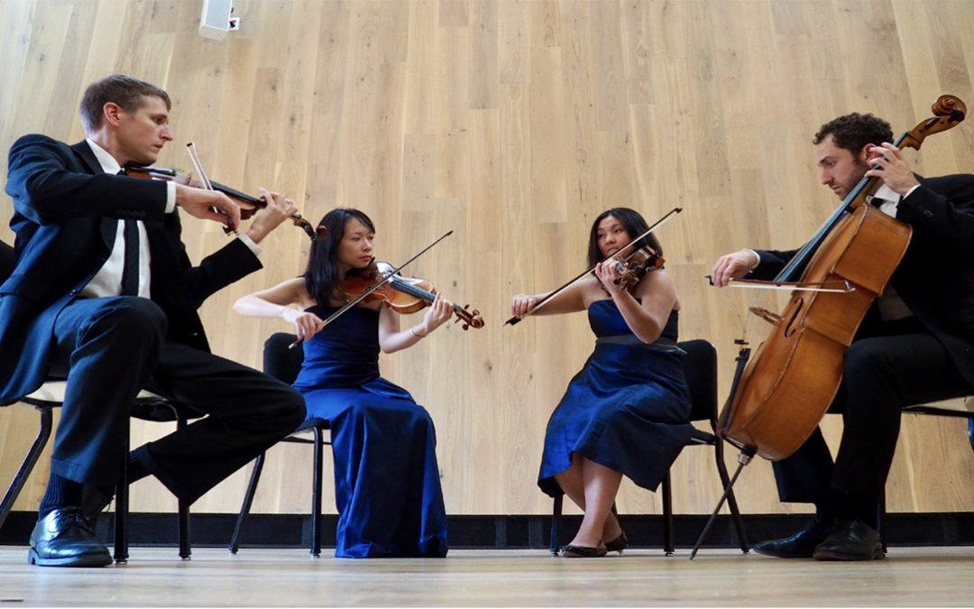Delgani String Quartet – February 16th, 2019