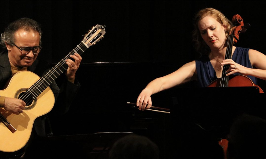 Duo Apaixonado – Sunday May 19th at 1:30 pm