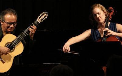 Duo Apaixonado – Friday May 17th at 7:30 pm