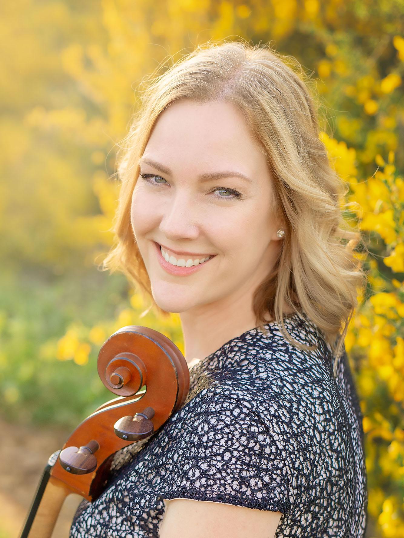 Dr. Valdine Mishkin, suzuki cello instructor