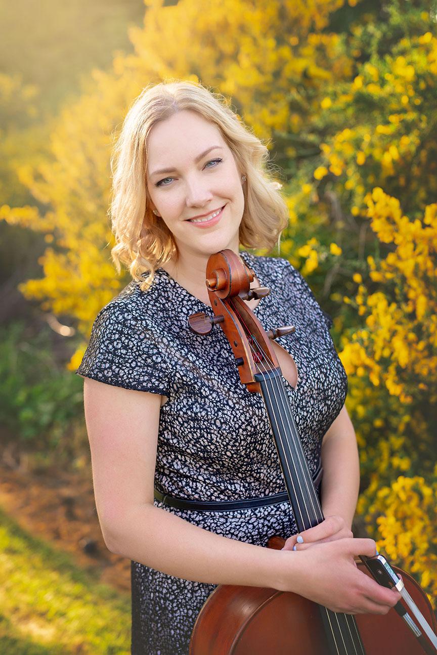 Valdine Mishkin Cello Instructor, Performance Artist